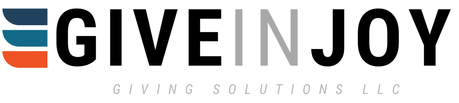 GiveInJoy Giving Solutions - logo
